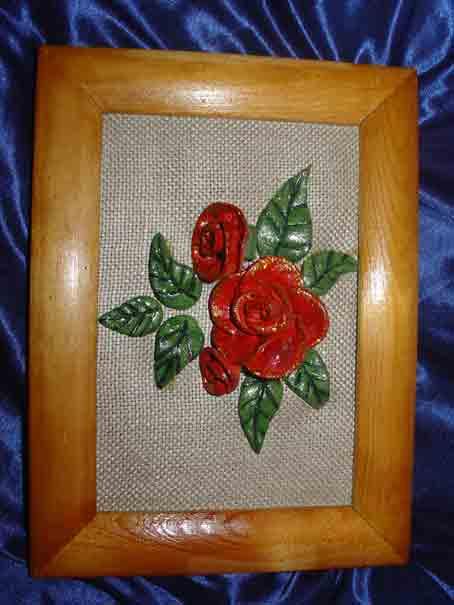 Подробная схема плетения розы из бисера. - роза цыпленок из модулей, роза из рубки схема...