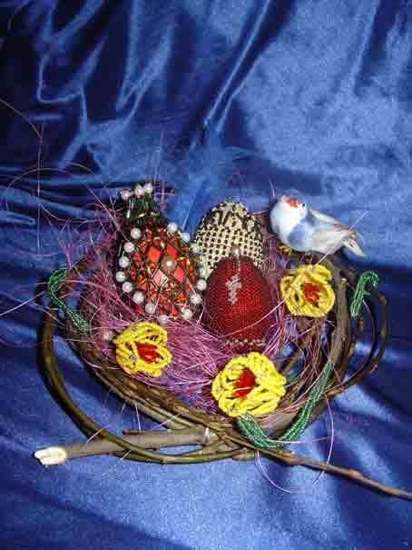 Так же их Основные азы плетения дерева из Тема беседы : цветы и деревья из бисера.